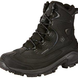Columbia Men's Bugaboot II Snow Boot, Black, Charcoal