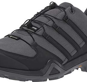 adidas outdoor Men's Terrex Swift R2 GTX Grey Six/Black/Grey