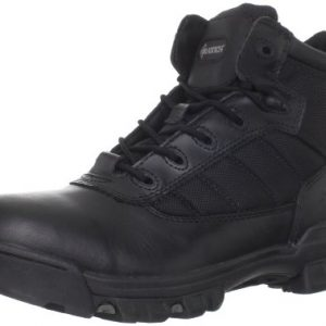 Bates Men's Enforcer 5 Inch Nylon Leather Uniform Boot, Black, 9.5 M US