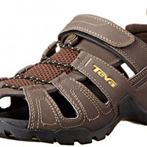 Teva Men's M FOREBAY Sandal, Turkish Coffee