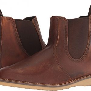 Red Wing Heritage Men's Weekender Chelsea Copper Rough & Tough Leather