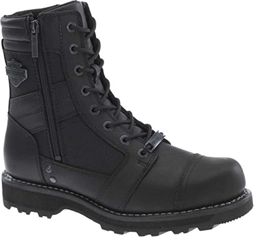 Harley-Davidson Men's Boxbury Work Boot, Black