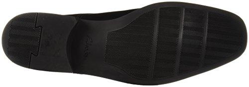 Clarks Men's Tilden Cap Oxford Shoe,Black Leather Clarks Men's Tilden Cap Oxford Shoe,Black Leather,10.5 M US.