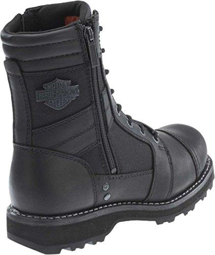 Harley-Davidson Men's Boxbury Work Boot, Black Harley-Davidson Men's Boxbury Work Boot, Black, 10.5 M US.