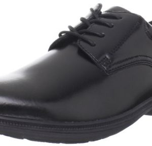 Nunn Bush Men's Baker Street Plain Toe Oxford Lace Up
