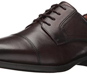 Florsheim Men's Medfield Cap Toe Oxford Dress Shoe