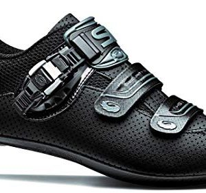 Genius 7 Air Shadow Carbon Road Cycling Shoes (42.0, Shadow Black)