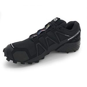 Salomon Men's Speedcross 4 Trail Runner, Black