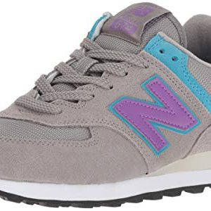 New Balance Men's Sneaker, Rain Cloud