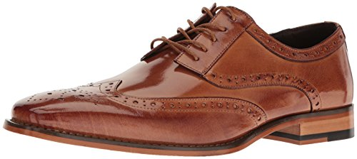 STACY ADAMS Men's Tinsley-Wingtip Oxford
