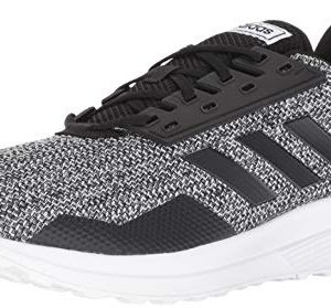 Adidas Men's Duramo 9 Running Shoe Core Black/Footwear White, 12.5 M US