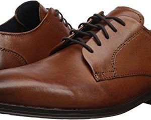 Cole Haan Men's Dawes Grand Plain Toe Oxford, British tan
