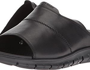 Cole Haan Men's Zerogrand Slide Sandal LTHR/Black, 8 M US