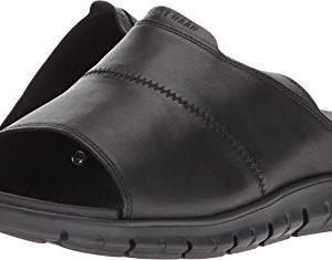 Cole Haan Men's Zerogrand Slide Sandal LTHR/Black, 8 M US