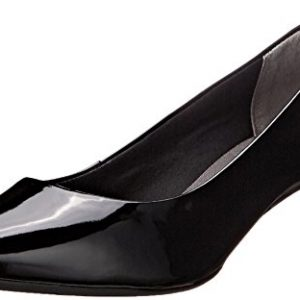 Rockport Women's Total Motion Kalila Pump Black Patent