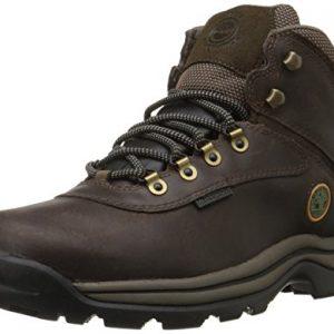 Timberland White Ledge Men's Waterproof Boot,Dark Brown,10 W US