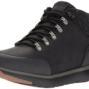 UGG Men's Olivert Snow Boot, Black