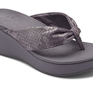 Vionic Women's Atlantic Arabella Toe-Post Platform Sandal
