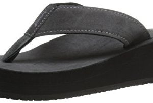 Reef Women's Cushion Butter, Black