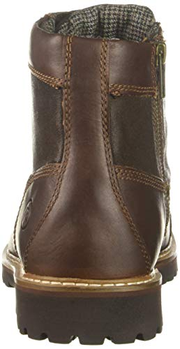 Rockport Men's Marshall Rugged Cap Toe Boot, saddle brown Rockport Men's Marshall Rugged Cap Toe Boot, saddle brown, 10.5 M US.