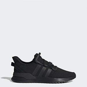 adidas Originals Men's U_Path Running Shoe, Black/White, 7.5 M US