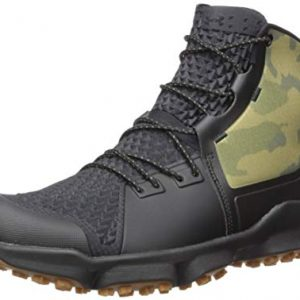 Under Armour Men's Speedfit 2.0 Hiking Boot (002)/Black, 10.5
