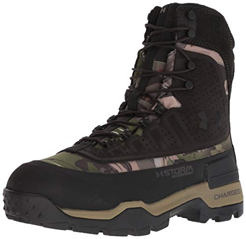 Under Armour Men's Brow Tine Ankle Boot, Ridge Reaper Camo Fo
