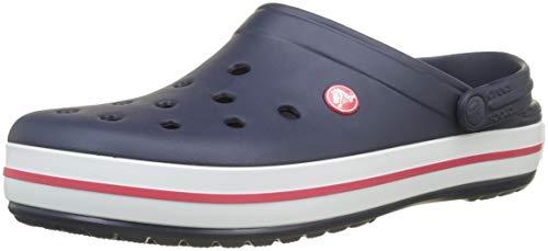 Crocs Unisex Crocband Clog, Navy