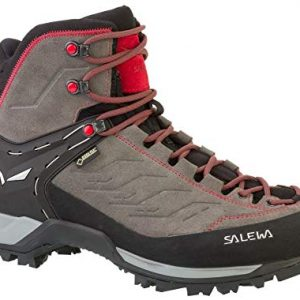Salewa Mountain Trainer Mid GTX Hiking Boot - Men's Charcoal