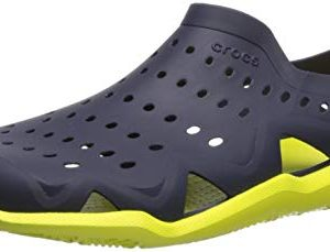Crocs Men's Swiftwater Wave Sandal Water Shoe