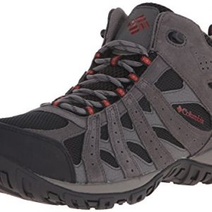 Columbia Men's Redmond Waterproof Mid Hiking Boot