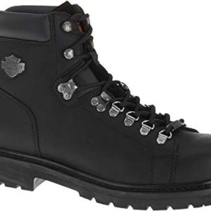 Harley-Davidson Men's Dipstick Steel Toe Boot,Black