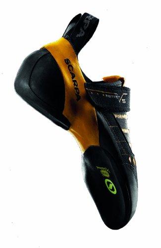 Scarpa Men's Instinct VS Climbing Shoe,Black Scarpa Men's Instinct VS Climbing Shoe,Black,41 EU/8 M US.