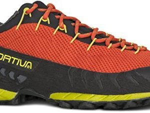 La Sportiva Mens Approach Climbing Shoes, Spicy Orange