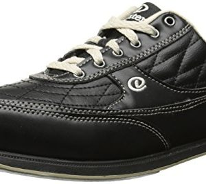 Dexter Turbo II Wide Width Bowling Shoes, Black/Khaki