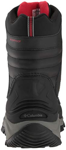 Columbia Men's Bugaboot III Mid Calf Boot, Black, Bright red Whether you're a severe outdoorsman or simply searching for a reliable pair of winter boots, Columbia gives a dependable and sturdy resolution. The Columbia Men's Bugaboot Plus III is a snug and basic military-style boot that's designed for longevity and created from superior supplies. These tactical boots have been engineered to carry up in opposition to chilly climate, snow, and moist situations whereas preserving your ft comfy and heat. These super-warm boots characteristic 200g insulation and thermal-reflective liners and are rated at -25F/-32C.