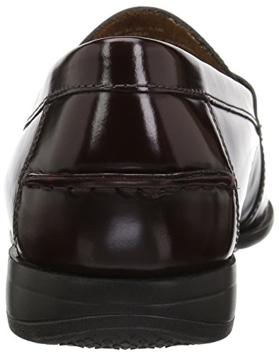 Nunn Bush Men Drexel Penny Loafer with KORE Comfort Technology, Burgundy, 10.5 Wide US Nunn Bush Men Drexel Penny Loafer with KORE Comfort Technology, Burgundy, 10.5 Wide US