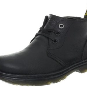 Dr. Martens Men's Sussex Work Boot,Black Bear Track