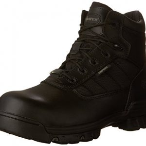 Bates Men's Enforcer 5 Inch SZ Leather Nylon SEMC Uniform Work Boot