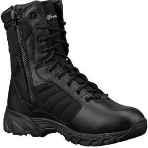 Smith & Wesson Footwear Men's Breach 2.0 Tactical Size Zip Boots