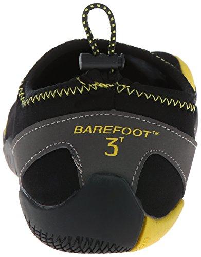 Body Glove Men's 3t Cinch-m Water Shoe, Black/Yellow Body Glove Men's 3t Cinch-m Water Shoe, Black/Yellow, 12.