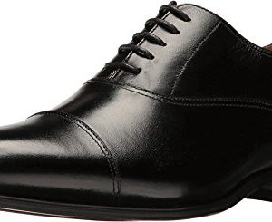Florsheim Men's Corbetta Cap Toe Oxford Black Smooth