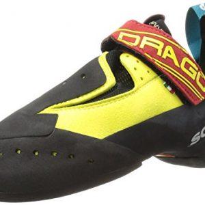 SCARPA Drago Climbing Shoe, Yellow