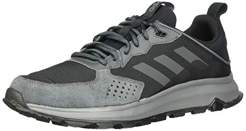 adidas Men's Response Trail Running Shoe, Black/Grey Six, 9.5 Medium US