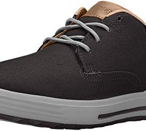 Skechers Porter Zevelo Mens Oxfords Black