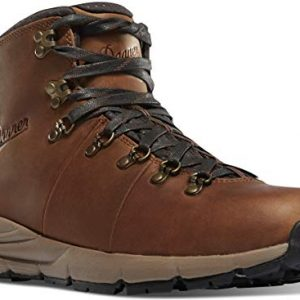 Danner Men's Mountain Hiking Boot, Rich Brown - Full Grain
