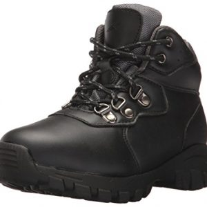 Deer Stags Boys' GORP Hiking Boot, Black