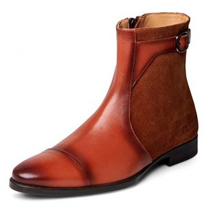 Carlos Santana Spirit Men's Designer Jodhpur Chelsea Boots