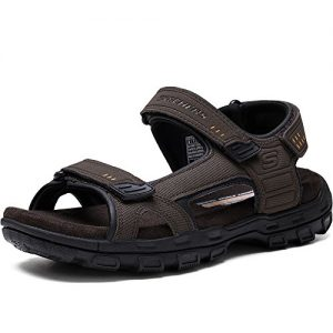 Skechers USA Men's Louden Fisherman Sandal