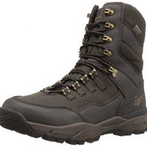 Danner Men's Vital Hunting Shoes, Brown